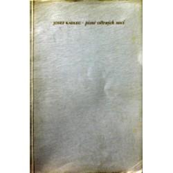 Kadlec Josef - Písně větrných nocí