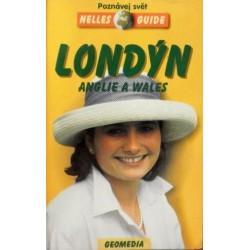 různí autoři - Londýn - Anglie a Wales