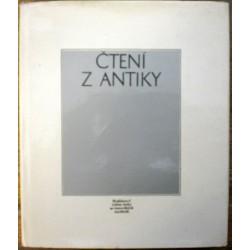 kolektiv autorů - Čtení z Antiky