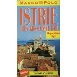 různí autoři - Istrie - Cres, Krk, Lošinj, Rab